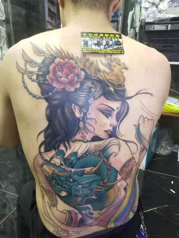 苏州纹身刺青哪家好