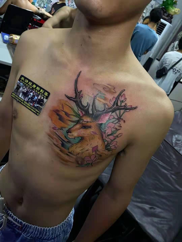 苏州纹身刺青店哪里有