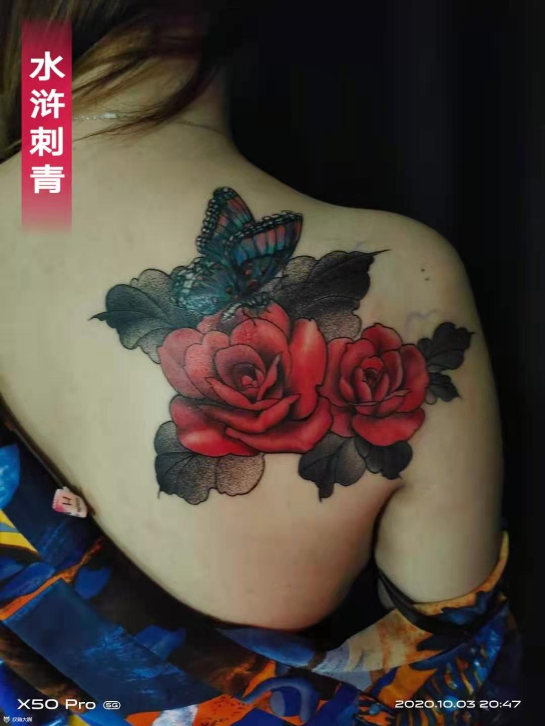 吴江纹身刺青价格